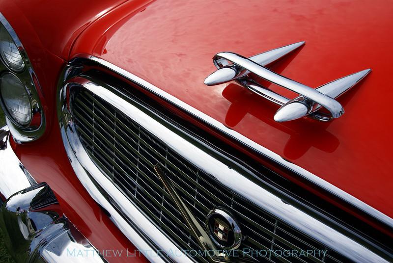 1957 Nash Ambassador Custom Country Club
