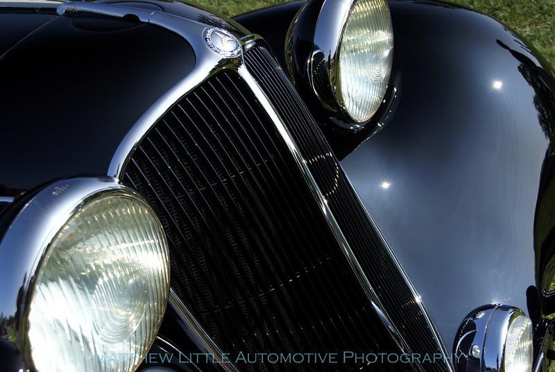 1936 Mercedes-Benz 540K Sindelfingen