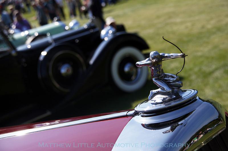 1933 Pierce Arrow Model 836