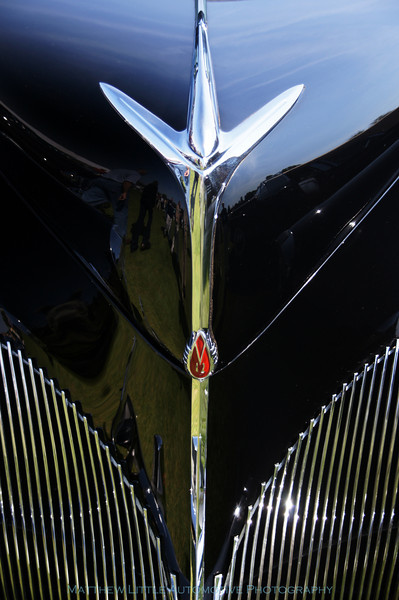 1940 Lincoln Zephyr Town Car coachbuilt by Brunn for Edsel Ford