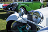 1938 HRG 12HP with 1938 MG SA in the background