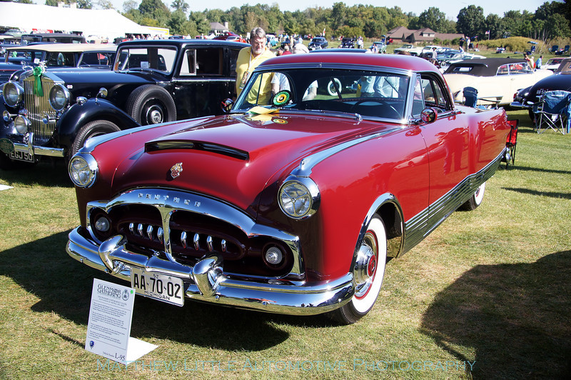 1952 Packard Panther Macauley