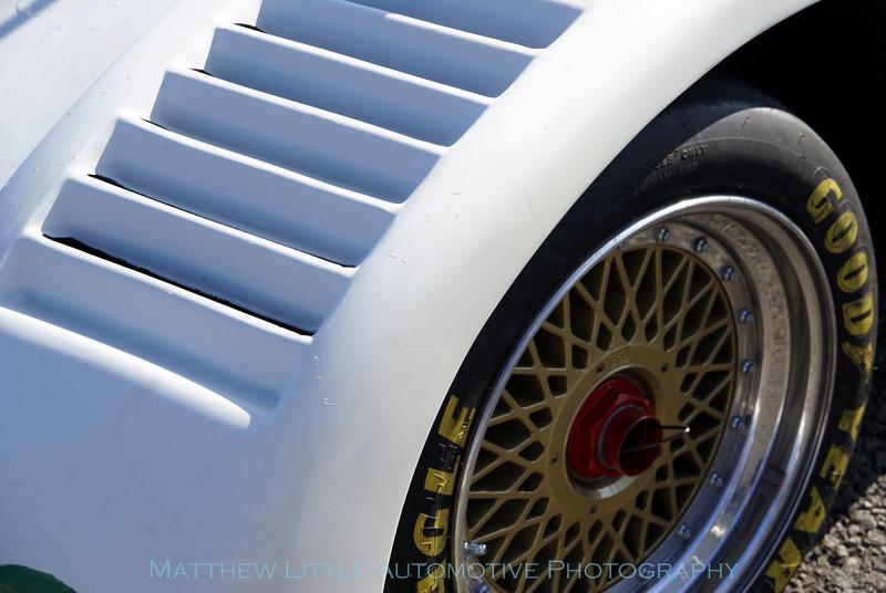 Aston Martin Nimrod detail