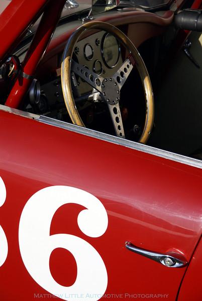 1958 Allard GT detail