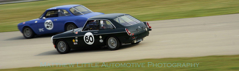 1967 MGB GT with 1974 Alfa Romeo GT Veloce 2000