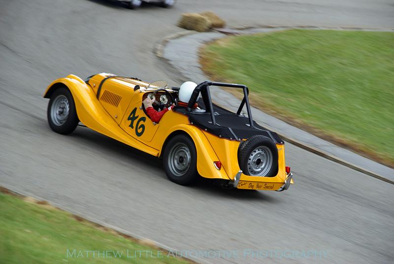 1956 Morgan Plus Four
