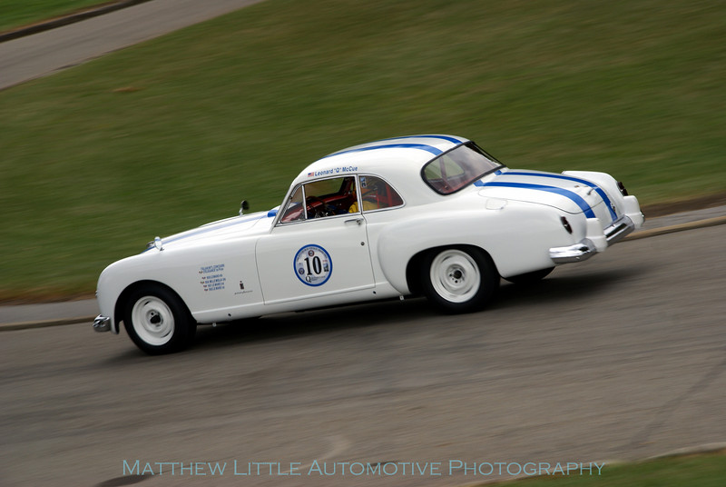 1953 Nash Healey LeMans Coupe