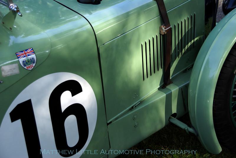 1932 MGJ2 detail