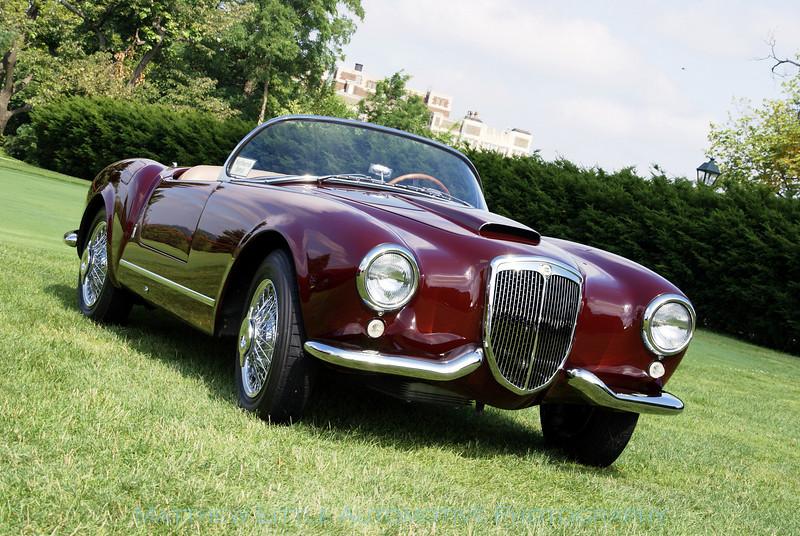 1955 Lancia Aurelia Spider