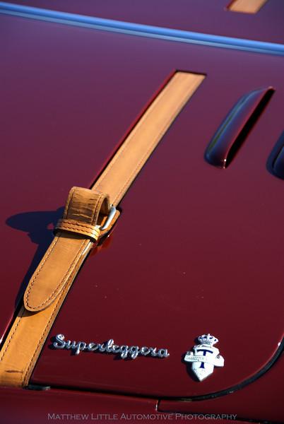 1939 Alfa Romeo Tipo 256 detail