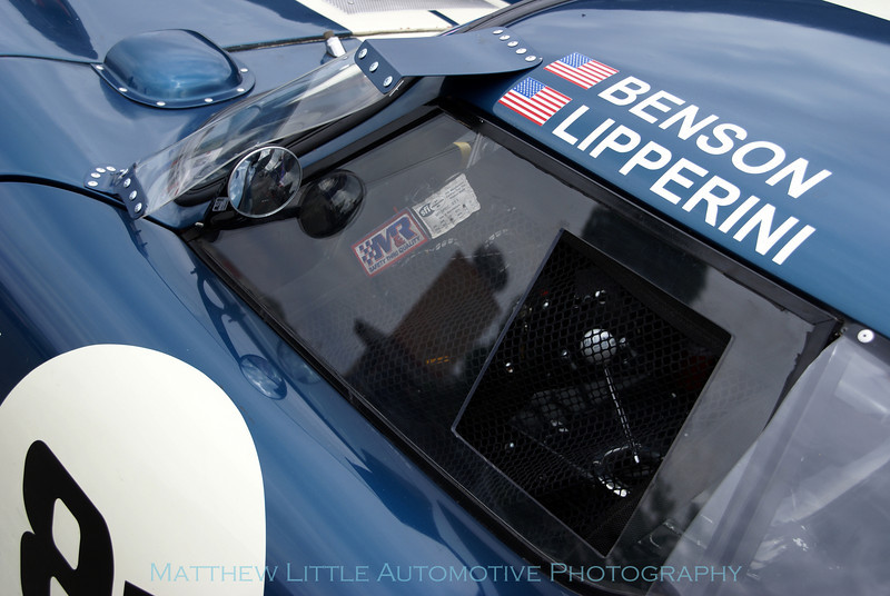 1964 All-Pro Daytona Cpe detail