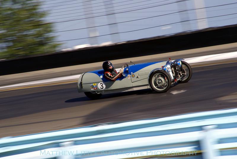 1935 Morgan F2 Trike
