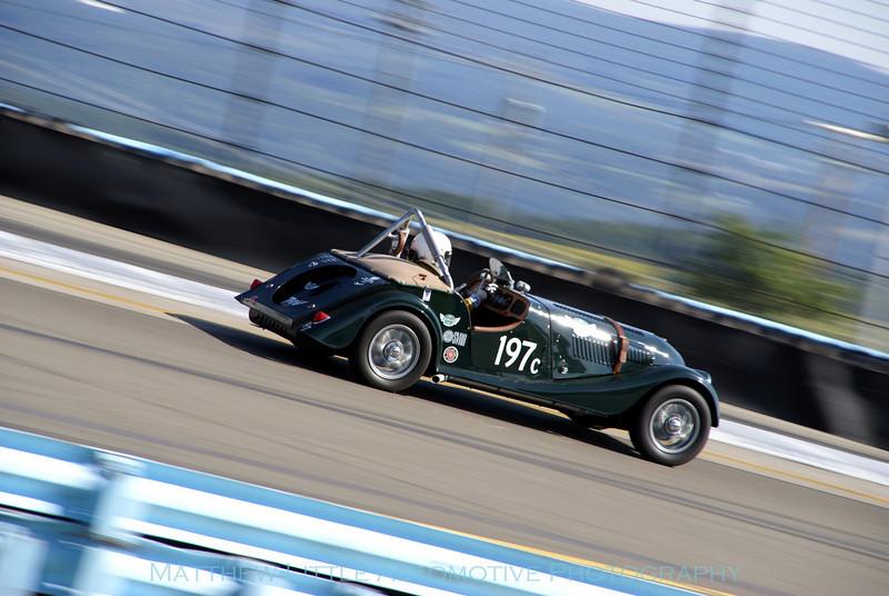 1962 Morgan +4 Super Sport