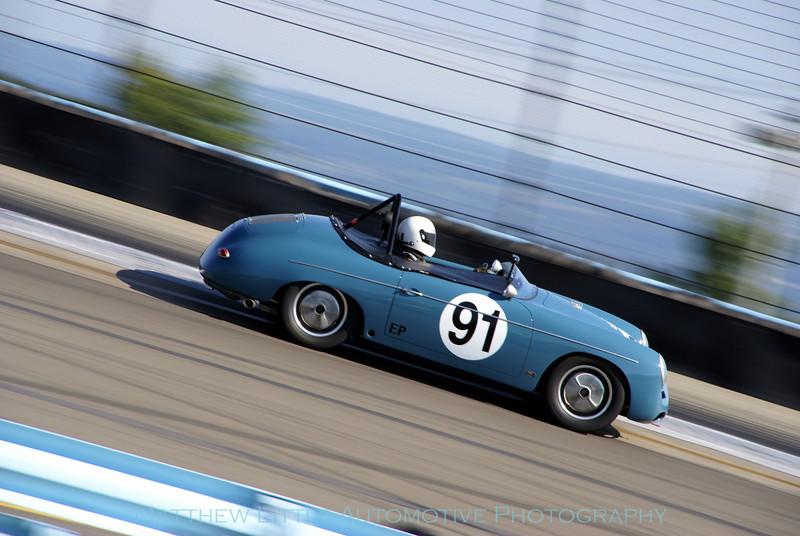 1961 Porsche 356 roadster