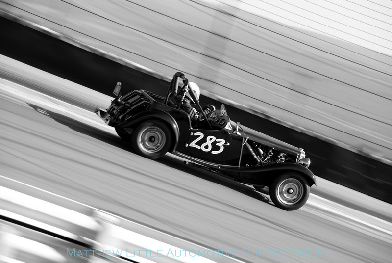 1951 MGTD