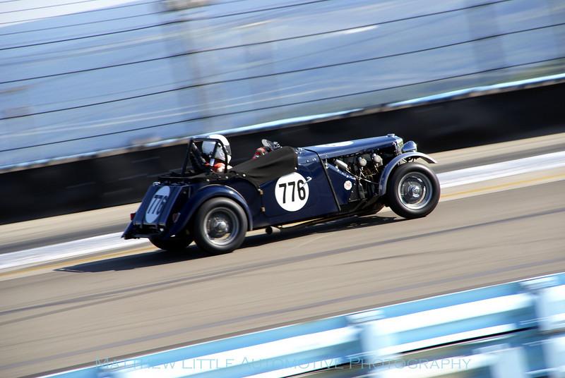 1952 MGTD