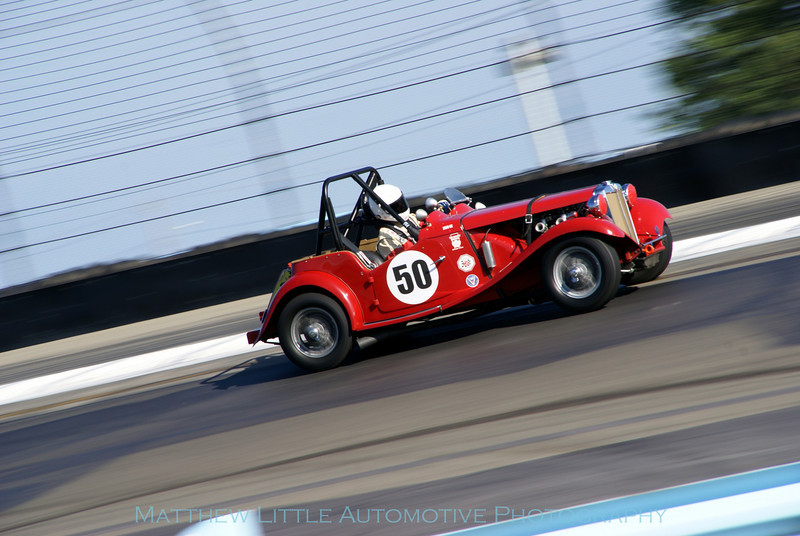 1950 MGTD