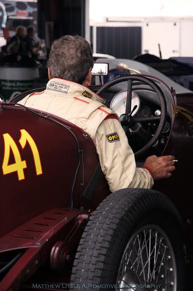 1933 Alfa Romeo 8C 2600