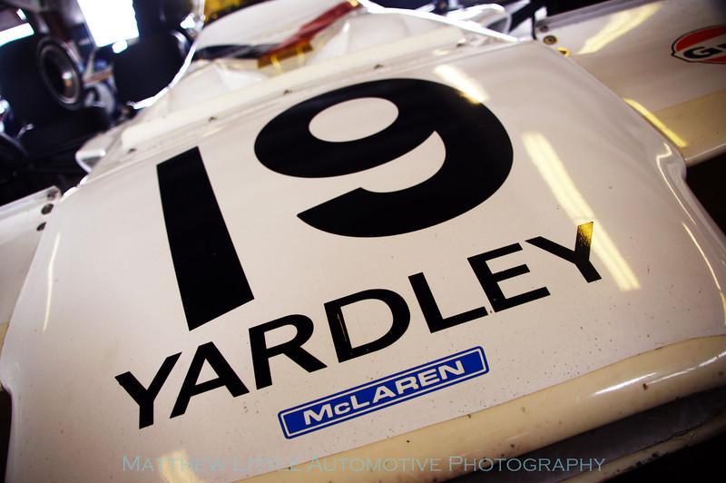 1972 McLaren M19A/C F1