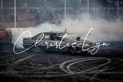 CMG Father's Day Burnouts 2017