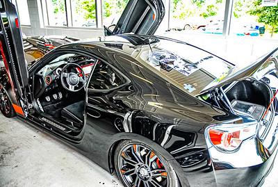 Summer Heat Car Show: Lustine Toyota & Scion 2014 - Woodbridge, Virginia