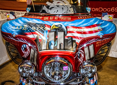 Timonium Motorcycle Show 2017 - Timonium, Maryland
