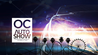 OC Auto Show Design and Campaign Concepts