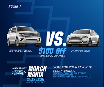 March Mania Sales Event Campaign