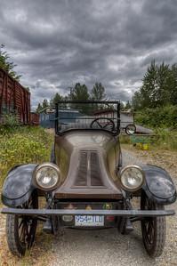 1916 Franklin - Vancouver Island, British Columbia, Canada