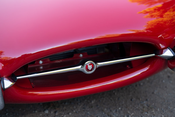 1967 Jaguar E-Type Convertible - Cowichan Valley, Vancouver Island, British Columbia, Canada