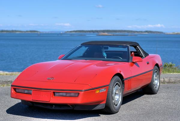 1987 Corvette Roadster