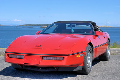 1987 Chevrolet Corvette RoadsterVisit our blog