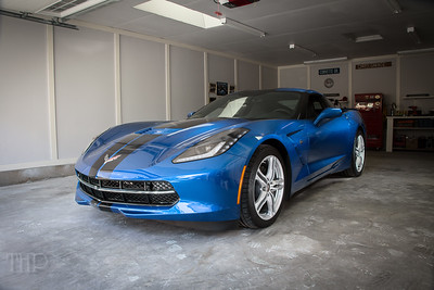 2016 Chevrolet Corvette Stingray - Cowichan Valley, Vancouver Island, British Columbia, Canada