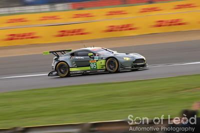 Aston Martin GTE's