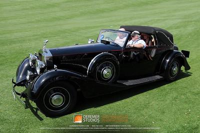 Best In Class-European Classic Pre-War (1924-1935) 1935 Rolls-Royce Phantom II Steven Wolf Boca Raton, FL