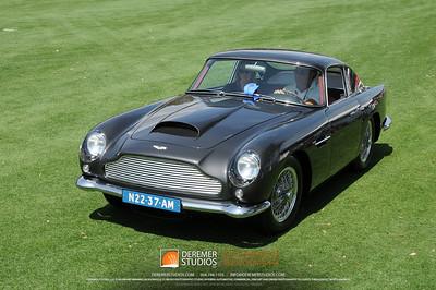 Best In Class-Sports & GT Cars (1958-1968) 1961 Aston Martin DB4GT Roberto Quiroz Monterrey, Mexico