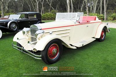 Best In Class-American Classic Open (Pre-1932) 1930 Jordan Model Z Speedway Ace James Stecker  Pepper Pike, OH