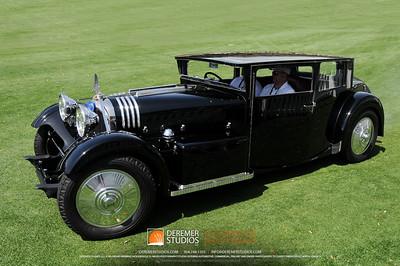 Best In Class-European Custom Coachwork French (1937-1953) 1931 Voisin C20 Demi-Berline The Munder Collection West Palm Beach, FL