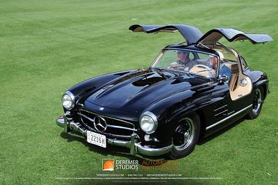 The Hagerty's Kids Choice Award  1954 Mercedes-Benz 300SL William Schiltz Canton, OH