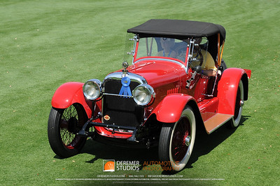Best In Class-Vintage 1922 Mercer Series 5 Raceabout Jerry and Carolyn Foley Jacksonville, FL