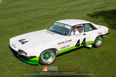 The FIVA Award For The Most Well Preserved and Regularly Driven Vehicle 1978 Jaguar XJ-S Gary W.  Bartlett Muncie, IN
