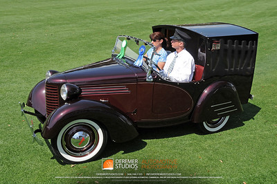 Best In Class-America Austin / Bantam 1938 American Bantam Boulevard Delivery Mark and Hilary Becker Jacksonville, FL