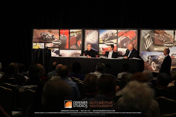 2012 Hagerty Ferrari Cobra investing seminar