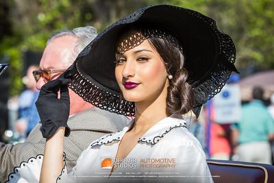 2019 Amelia Concours - Fashion Show 0004A - Deremer Studios LLC