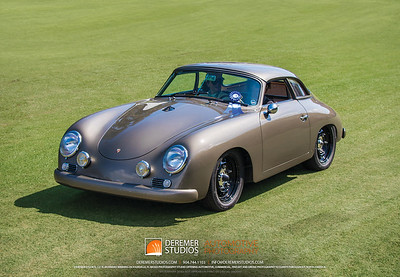 BiC - Cars of Rock Stars - 1960 Porsche 356 Emory Special Cabriolet - 0434