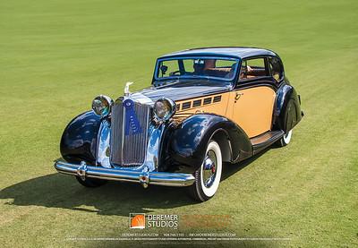 BiC - American Classic 1938-1948 - 1938 Packard 1604 - 0807