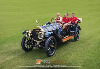 BiC - Horseless Carriage 30+ Horsepower - 1910 Thomas Flyer - 0628