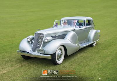 Amelia Island Award - 1935 Duesenberg SJ-553 Town Car - 1026