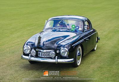 BiC - Custom Coachwork VW - 1954 Volkswagen Rometsch - 0891