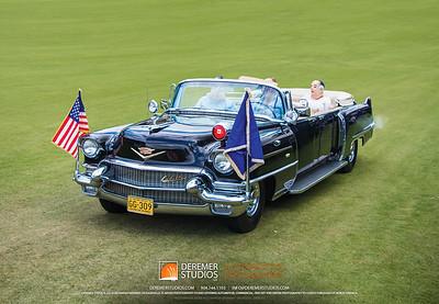 Automotive Heritage - 1956 Cadillac Series 75 Presidential Limo - 0944